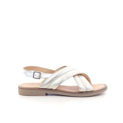 Ocra  sandaal platino 212574