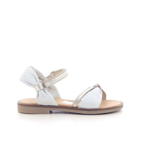 Ocra  sandaal platino 212578