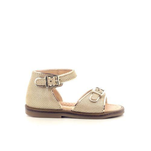 Ocra  sandaal platino 212582