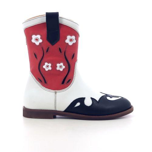 Ocra  boots wit 208487