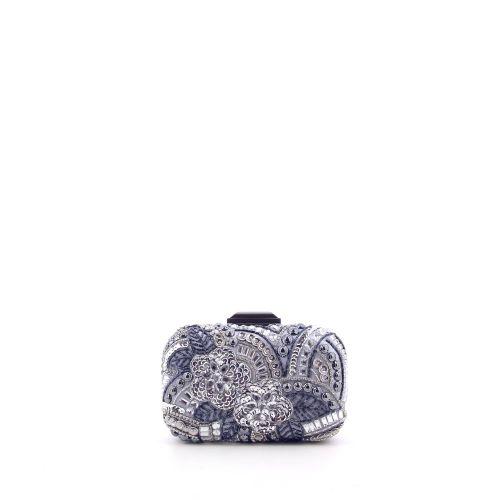 Olga berg tassen handtas zilver 207051