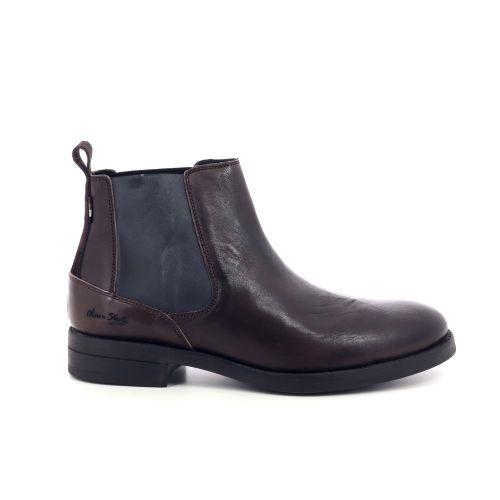 Olivier strelli herenschoenen boots bruin 199447