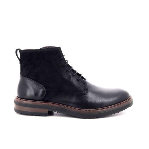 Olivier strelli herenschoenen boots zwart 199456
