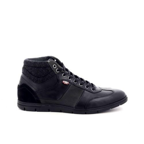 Olivier strelli herenschoenen boots zwart 199465