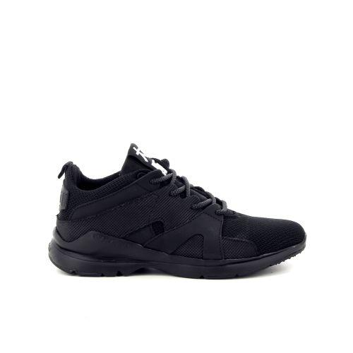 Osaka damesschoenen sneaker zwart 186519