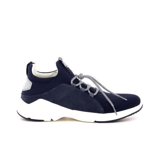 Osaka herenschoenen sneaker blauw 213247