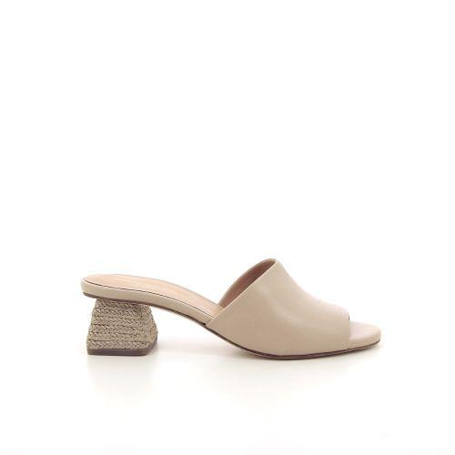 Paloma barcelo damesschoenen sleffer zwart 195212