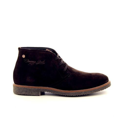 Panama jack  boots d.bruin 189004