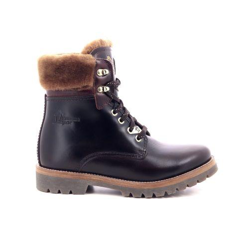 Panama jack damesschoenen boots d.bruin 200855