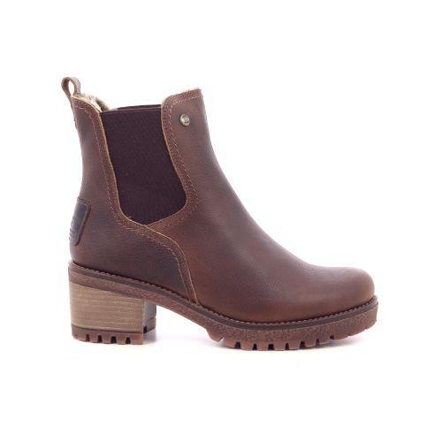 Panama jack damesschoenen boots naturel 211033