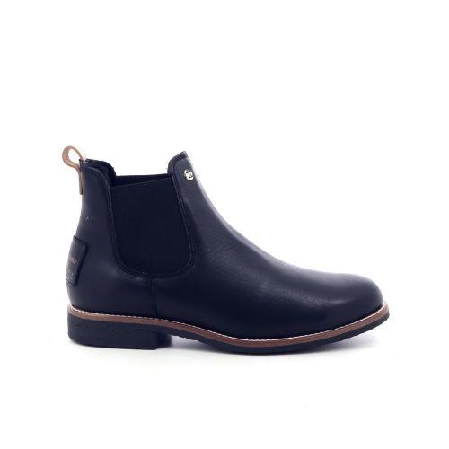 Panama jack damesschoenen boots zwart 200851
