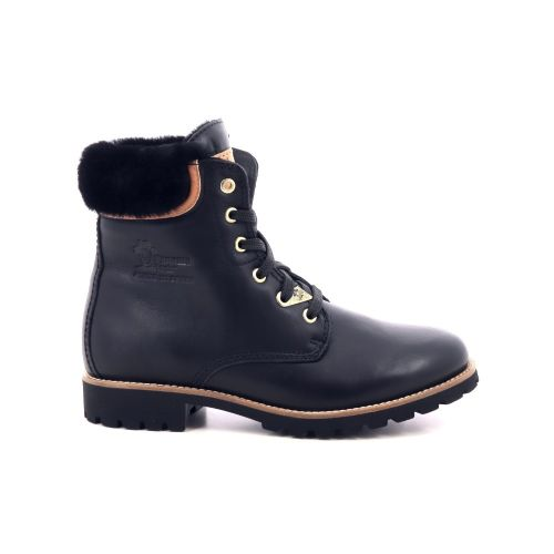 Panama jack damesschoenen boots zwart 200853
