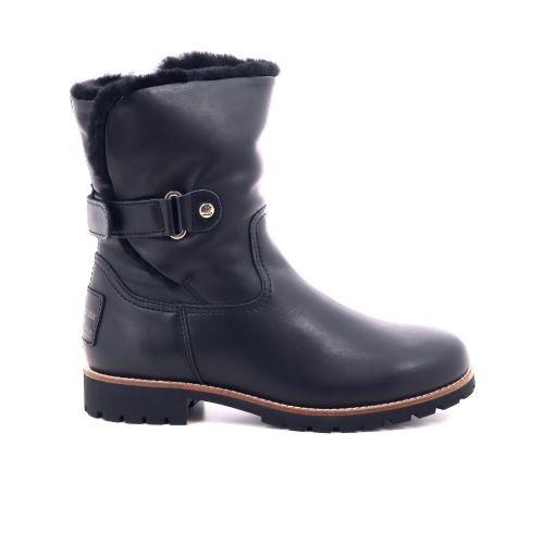 Panama jack damesschoenen boots zwart 200854