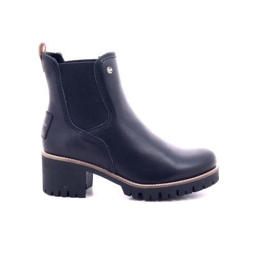 Panama jack damesschoenen boots zwart 200856
