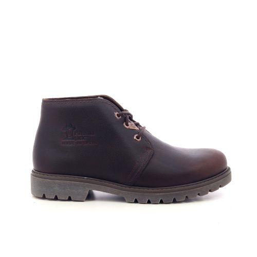 Panama jack herenschoenen boots bruin 210115