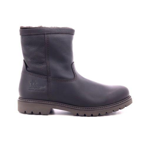 Panama jack herenschoenen boots d.bruin 210113