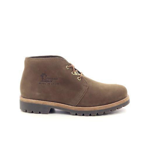 Panama jack herenschoenen boots naturel 199376