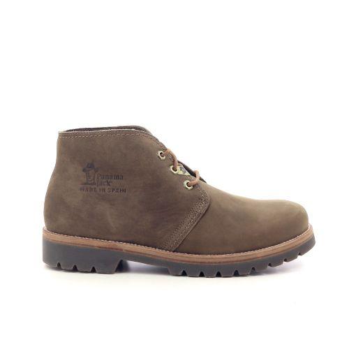 Panama jack herenschoenen boots naturel 210114