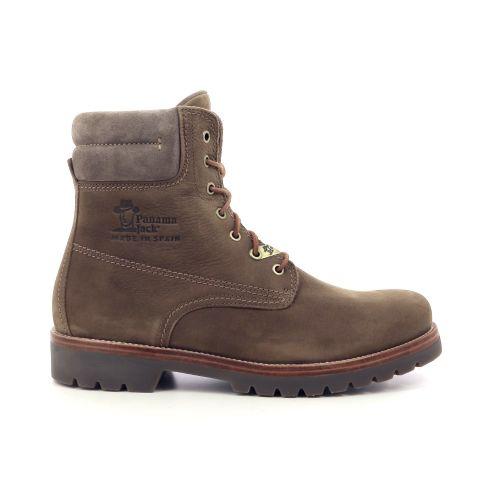Panama jack herenschoenen boots naturel 210116