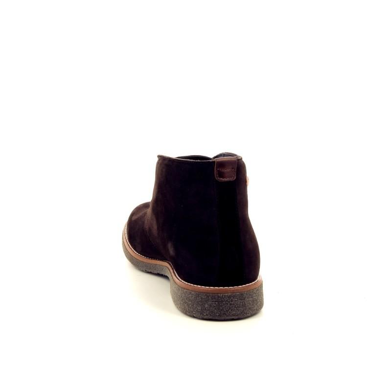 Panama jack herenschoenen boots d.bruin 189004