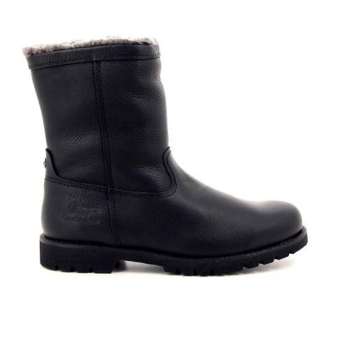 Panama jack  boots zwart 189001