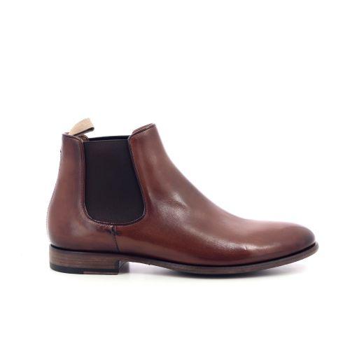 Pantanetti  boots cognac 205417