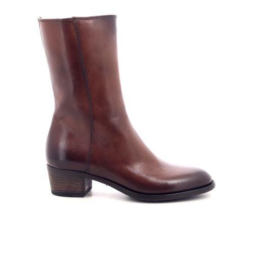 Pantanetti damesschoenen boots cognac 201094