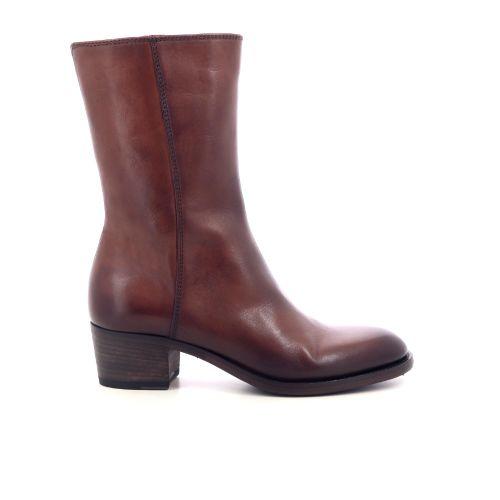 Pantanetti damesschoenen boots cognac 211120