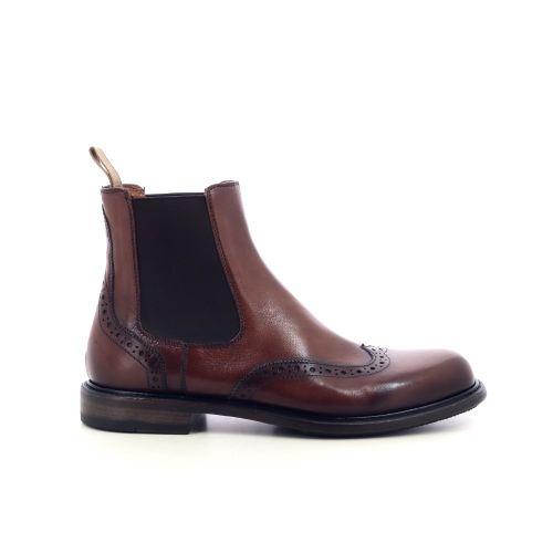 Pantanetti damesschoenen boots cognac 218524
