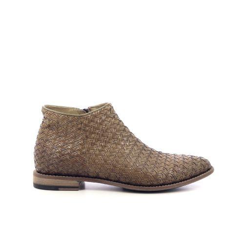 Pantanetti damesschoenen boots l.kaki 215821