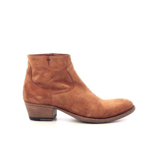 Pantanetti damesschoenen boots roest 215807