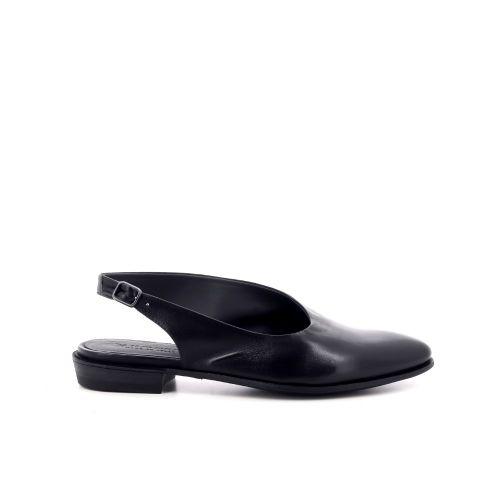 Pantanetti damesschoenen sandaal zwart 206487