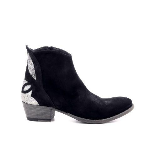 Pantanetti damesschoenen boots zwart 206494