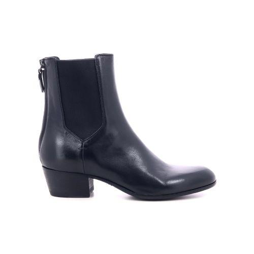 Pantanetti damesschoenen boots zwart 211117