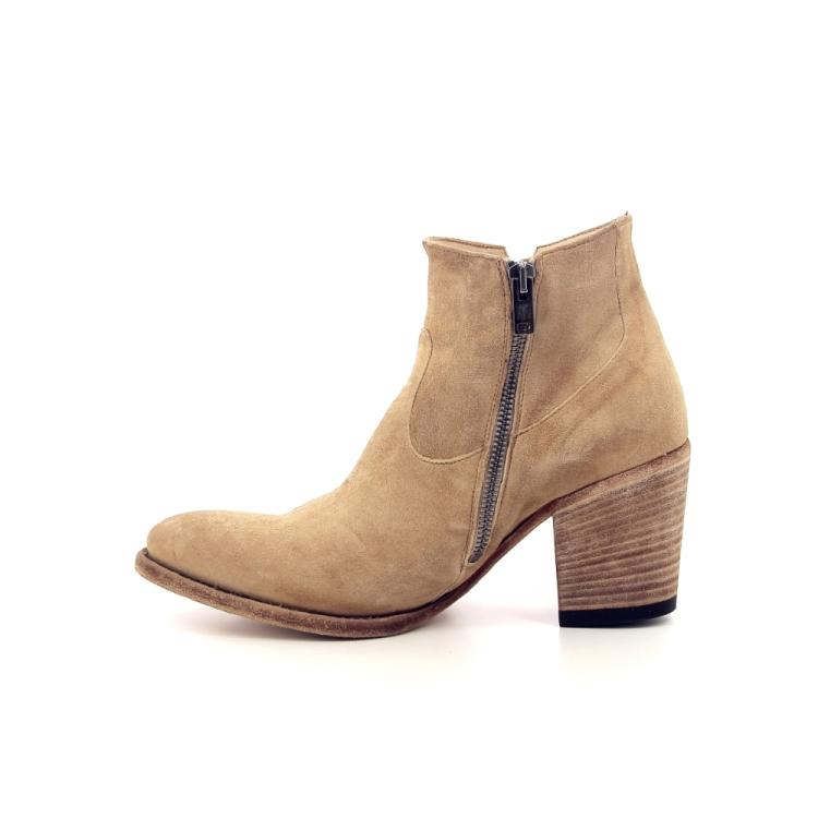 Pantanetti damesschoenen boots camel 195900