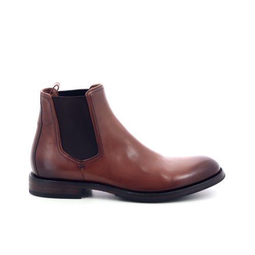 Pantanetti herenschoenen boots cognac 199349