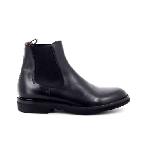 Pantanetti herenschoenen boots zwart 199343