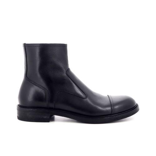 Pantanetti herenschoenen boots zwart 210016