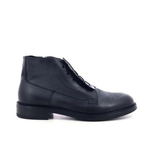 Pantanetti herenschoenen boots zwart 210021