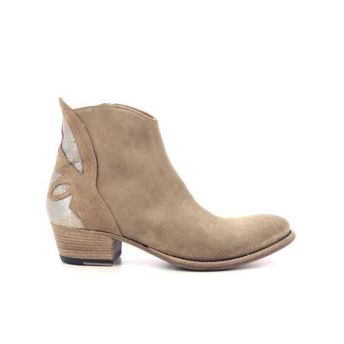 Pantanetti  boots zwart 206494