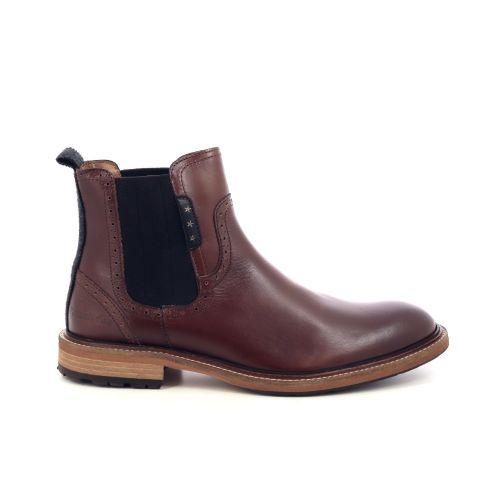 Pantofola d'oro  boots cognac 200330