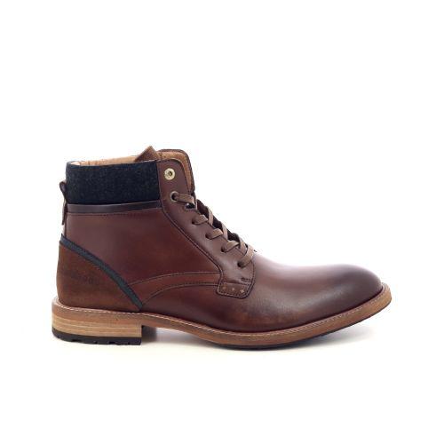 Pantofola d'oro  boots cognac 200334