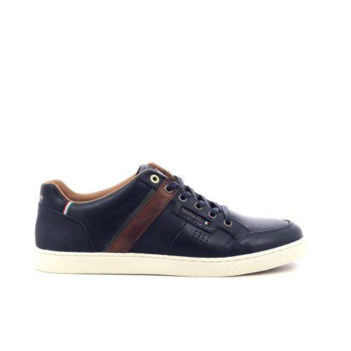 Pantofola d'oro  sneaker cognac 203038