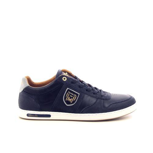 Pantofola d'oro  veterschoen donkerblauw 193303
