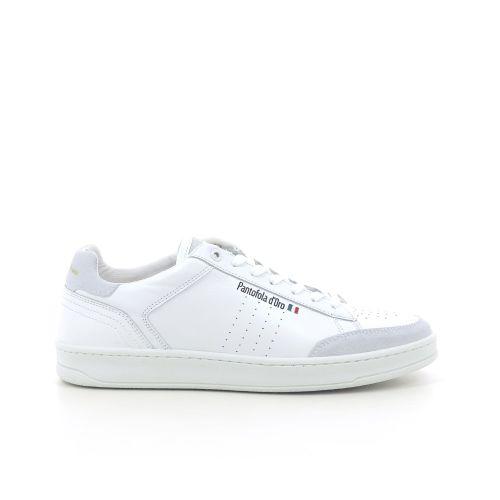 Pantofola d'oro herenschoenen sneaker cognac 203034
