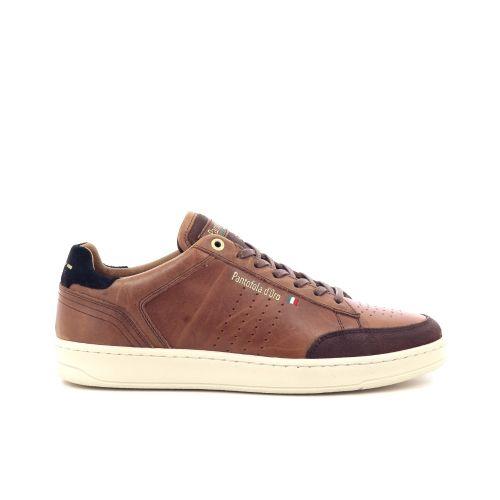 Pantofola d'oro herenschoenen sneaker cognac 209355