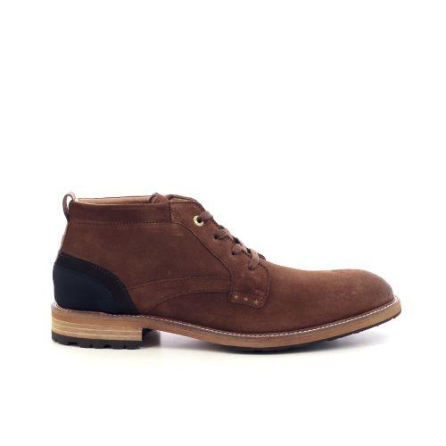 Pantofola d'oro herenschoenen boots cognac 209360