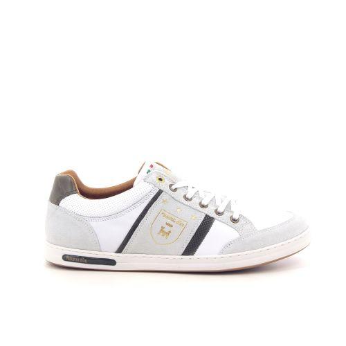 Pantofola d'oro herenschoenen veterschoen kaki 188678