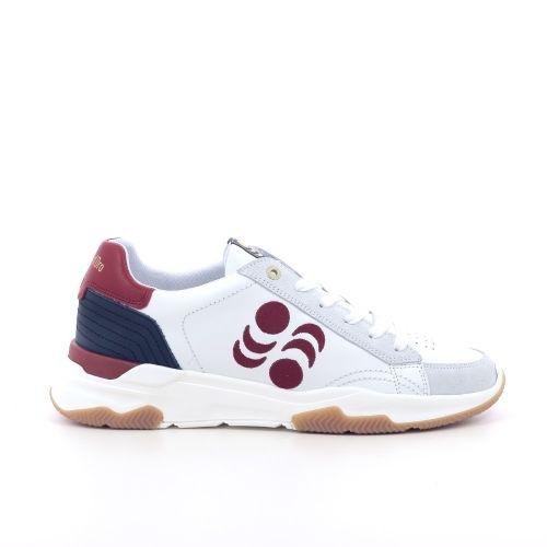 Pantofola d'oro herenschoenen sneaker wit 203031