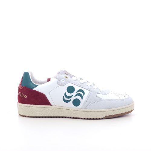 Pantofola d'oro herenschoenen sneaker wit 203032